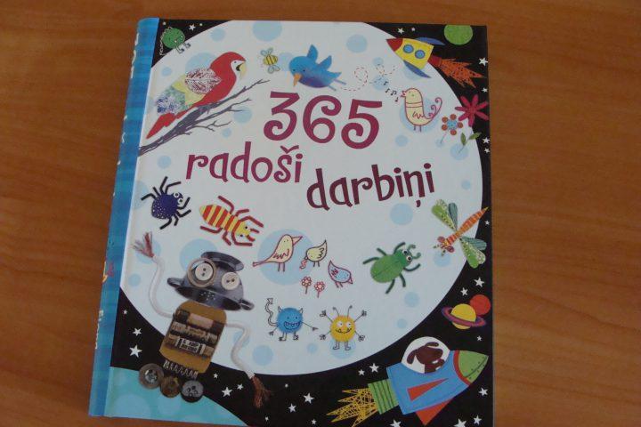 Jaunās grāmatas bērnu nodaļā – 2016.g. septembrī