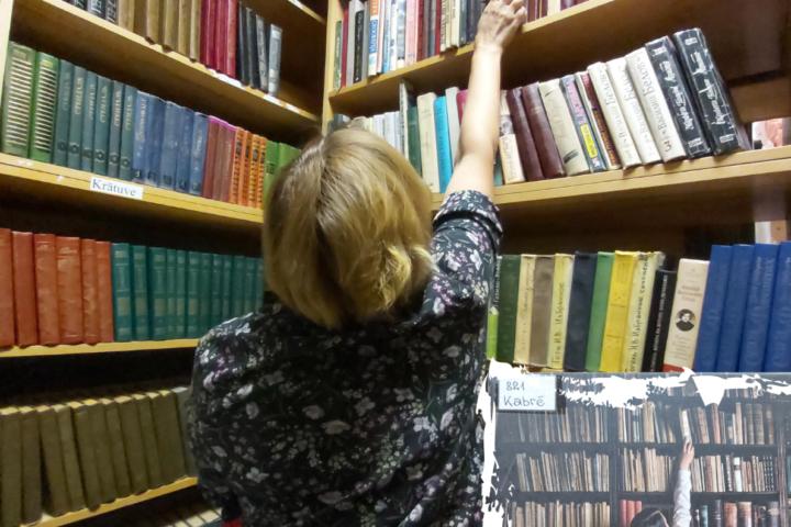 Жизнь библиотекаря как обложка книги. #LibdayLV_2020