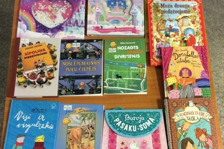 Новые книги для детей в октябре 2020 года