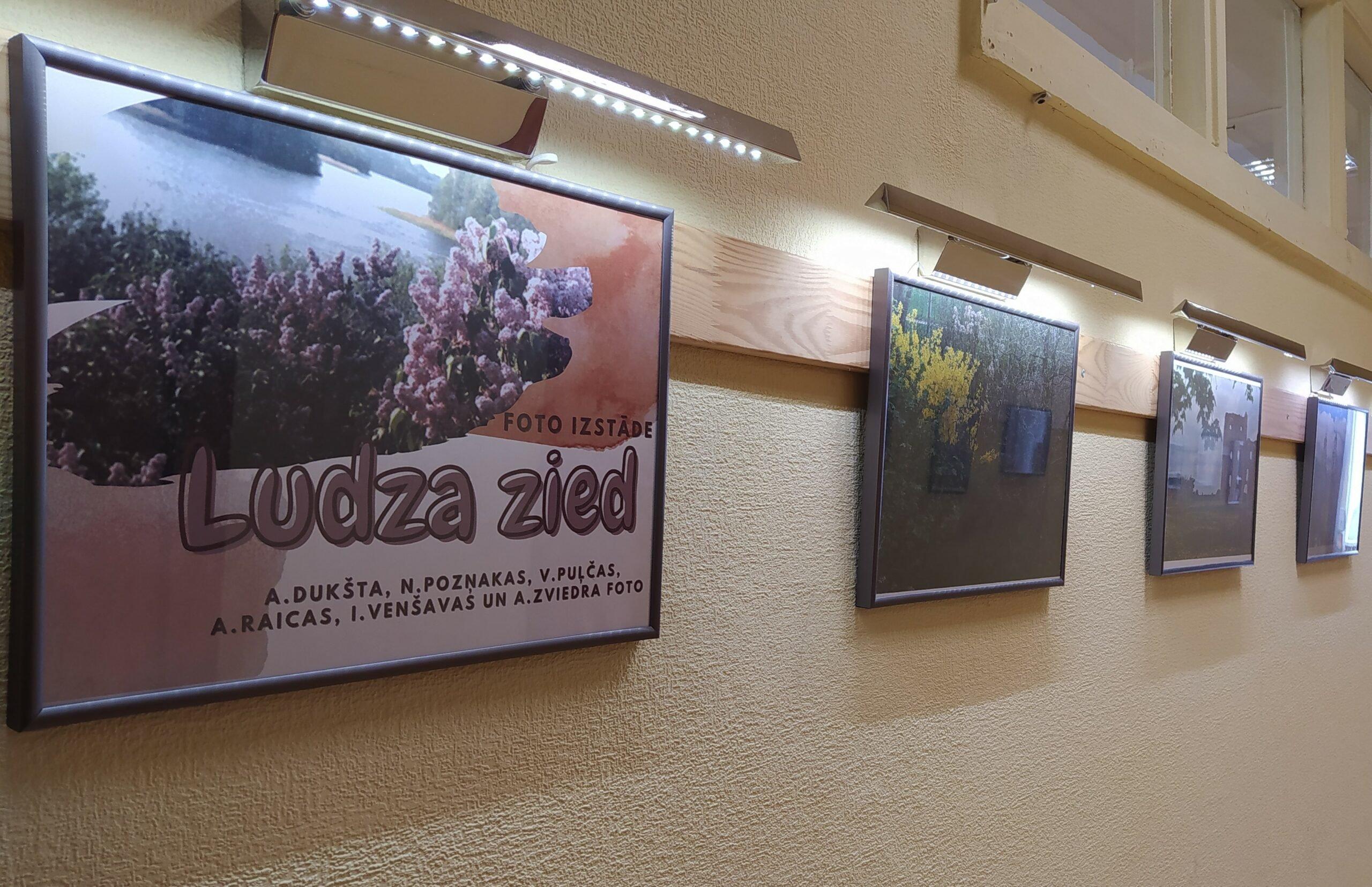 "Foto izstāde ""Ludza zied"""