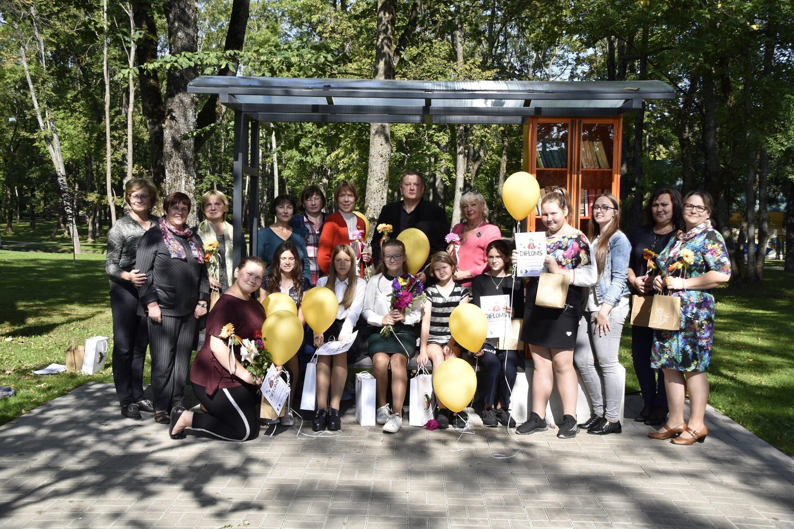 Zināma 2021.gada Nacionālās Skaļās lasīšanas čempione Ludzas reģionā